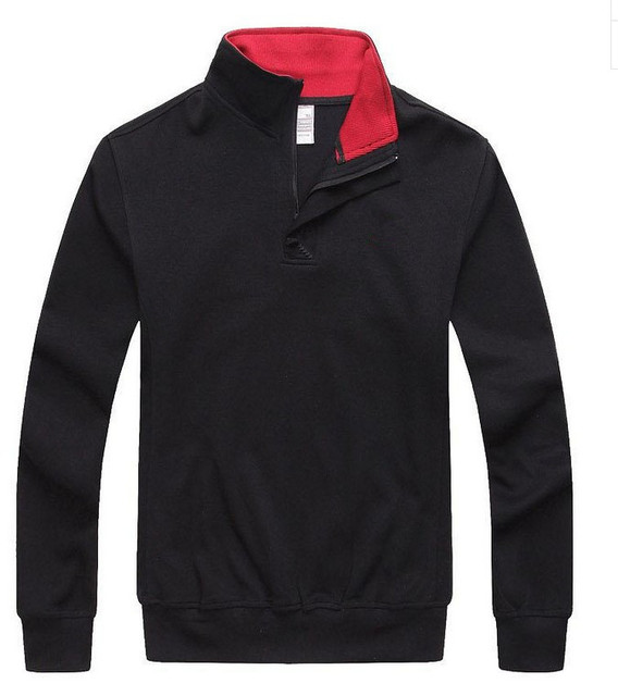 6c880a9e6ff HOT!Mens Fashion T Shirts Top Mandarin Collar Neck Designer T shirt ...