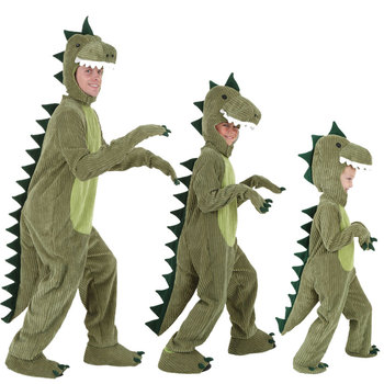 New Vocaloid Cosplay Onesies For Adult Kids Animal Cosply Dinosaur Costumes Purim Carnival Halloween Funny Party Dress