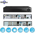 Hiseeu 4CH 960P 8CH 1080P 3 in 1 DVR video recorder for AHD camera analog camera IP camera P2P cctv system DVR H.264 VGA HDMI