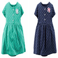 Baby Clothing ! 2016 New Cart Newborn Baby Gril Short Sleeve dress Polka Dot Embroidered Rompers Infant Product