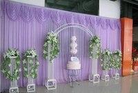 10 футов * 20 футов Праздничная занавеска украшение свадебный фон шторы занавес украшение Банкетный сценический Свадебный декор