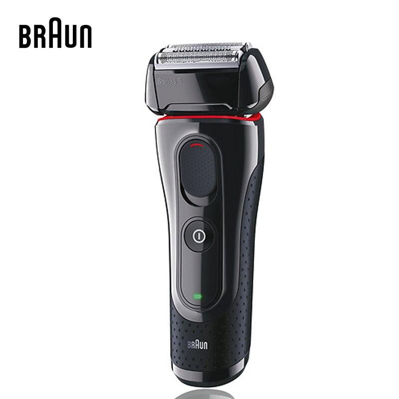 Braun Rasoir Electrique homme Série 5 5030 s Rasoir Électrique Rasoir De Précision Tondeuse Rechargeable Et Sans Fil confort