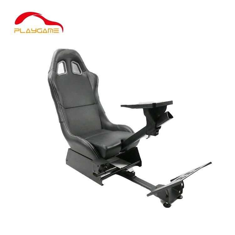 Gaming Racing Car Simulator Cockpit For Thrustmaster T3PA