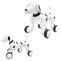 Dog Robot Music Digital Pet Dance Intelligent Robot Dog 2.4G Wireless Remote Control Kids Electronic Toys Talking Toys Kids Gift