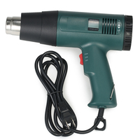 1800W Digital Hot Air Gun AC220V Temperature Controlled Heat Gun Hair Dryer Soldering Hairdryer Gun Build