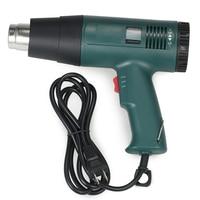 1800W Digital Hot Air Gun AC220V Temperature controlled Heat Gun Hair dryer Soldering hairdryer Gun build tool with 4pcs Nozzle