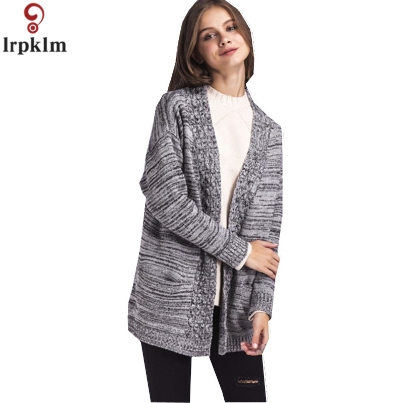 super popular 27ac0 71864 US $21.5 50% OFF|Sweater Women Autumn And Winter New Fashion Cardigan Women  Chompas De Mujer Para El Invierno Loose And Comfortable 2018 LZ811-in ...