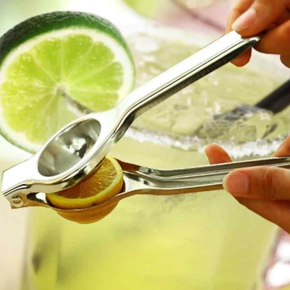 Pega Mini Reamers Fabricante de Suco de Prensa Manual de Aço Inoxidável Espremedor de Frutas Laranja Limão Juicer Eletrodomésticos de Cozinha Ferramentas