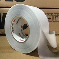 2inx60FT Clear 3M 220 Safety walk slip resistant Fine Resilient Tapes and Treads, for barefoot area