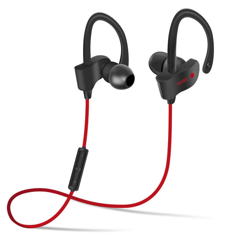 Teamyo Wireless Bluetooth Headphone Bluetooth Earphone with mic Stereo Earbuds sports Headset For iPhone XiaoMi Phone V4.1