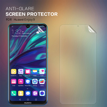 For Huawei Enjoy 9 Anti-glare Screen Protector Matte Anti-fingerprint Protective Film Soft PC Matte Film For Huawei Enjoy 9 enkay anti glare screen protector matte protective film guard for blackberry z10