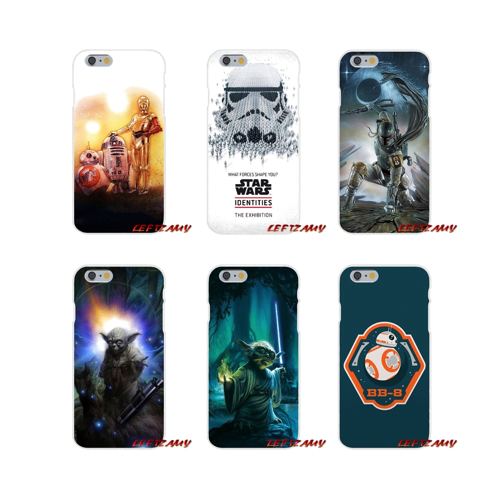 Transparent Soft Shell Case Star Wars Movie Guys Holding BB-8 For Huawei P8 P9 P10 Lite 2017 Honor 4C 5X 5C 6X Mate 7 8 9 10 Pro image
