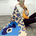 Autumn and winter New Rose&Beige scarf scarves Korean brand imitation cashmere scarf warm long scarves shawl M874