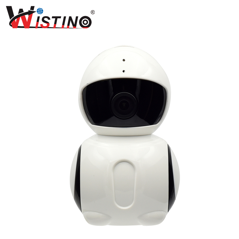 Wistino WiFi CCTV Camera 1080P Surveillance Camera Outdoor Wireless Mini Cameras Security Baby Monitor Motion Detection Alarm dome camera housing abs plastic ip camera casing for cctv surveillance security camera outdoor use cover case self make wistino