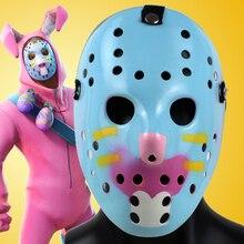 Battle Royale Rabbit Raider Mask Cosplay font b Fortnited b font Battle Royale Bunny Face Mask