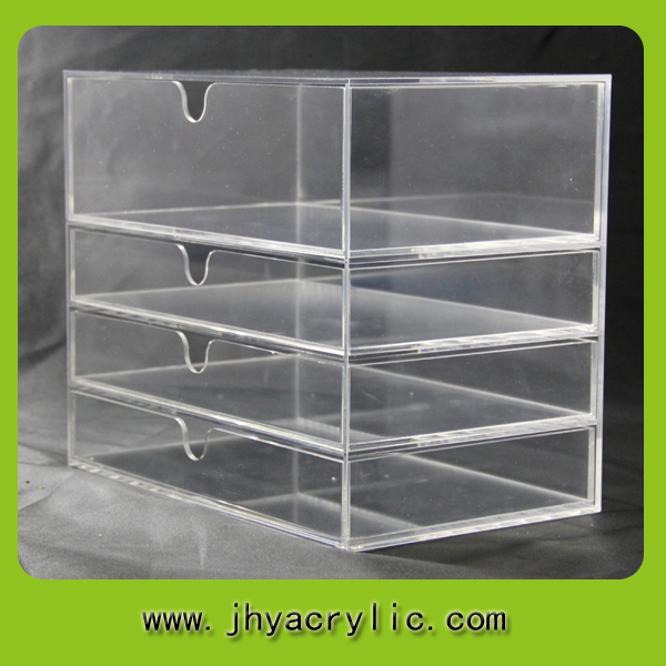 Nice Hot Sale Clear Acrylic Packaging Boxes With Acrylic Ice Box