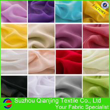 Colors Fabric Fashionable Dyed