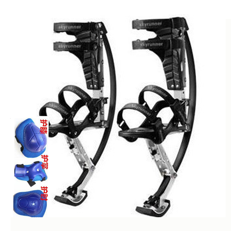 Jump Stilts For Kids Kangaroo Shoes Jump Youth Fitness