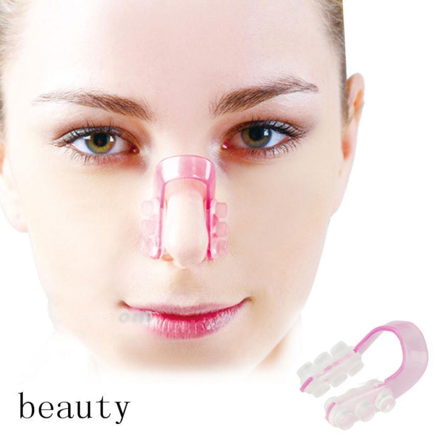 Поднятие носа Формирование моста выпрямление формирование носа красота массажер Прямая