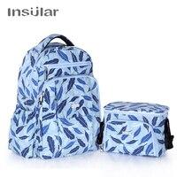 Mommy Diaper Bag Large Capacity Baby Nappy Bag Designer Nursing Bag Fashion Travel Backpack Baby Care Bag for Mother Kids XNC