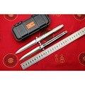 STEDEMON E01S cuchillo plegable VG10 hoja KVT de rodamiento de bolas titanium manejar camping caza al aire libre supervivencia cuchillos herramientas EDC