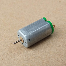 Strong Magnetism N30 Motor Toy Model Aircraft Micro Motor 3.7V High Speed 20000 RPM High Power DIY Motors