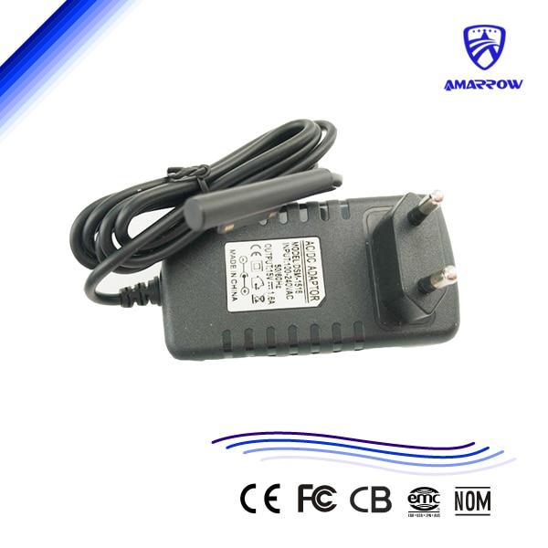 15V 1.6A AC адаптер портативті зарядтаушы - Планшеттік керек-жарақтар - фото 1
