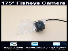 Reverse Camera 175 Degree 1080P Fisheye Lens Car Rear view Camera FOR Polo V (6R) Golf 6 VI / Passat CC  Parking Car Camera цена 2017