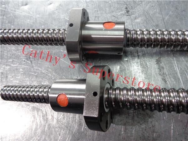 Anti Backlash Ball screws 1605 -L365mm+L550mm+1000mm+ 3 pcs SFU1605 single ballnutAnti Backlash Ball screws 1605 -L365mm+L550mm+1000mm+ 3 pcs SFU1605 single ballnut