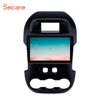 Seicane GPS car Radio for Ford Ranger 2011 2014 9 Android 8.1 with Bluetooth HD Touchscreen support TPMS SWC Carplay Digital TV
