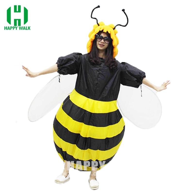 Womens Bumble Bee Halloween Costume