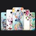 Silicone case para meizu m3/meizu m3 mini/meizu m3s/meizu m3s mini telefone 5.0 polegada pintura 3d relief protector capa case