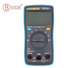 BSIDE ZT98 Digital Multimeter 2000 counts Auto Range DMM Backlight AC/DC Ammeter voltage tester Voltmeter Ohm Portable Meter