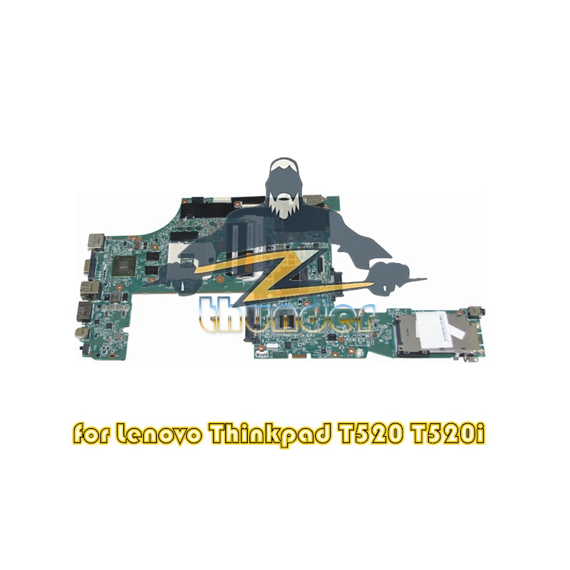 04W3254 for lenovo thinkpad T520 T520i laptop motherboard QM67 NVS4200M DDR3 new original for lenovo thinkpad w520 t520 t520i l520 15 6hd ag led dispaly laptop lcd panel screen 93p5681 93p5680 ltn156kt02