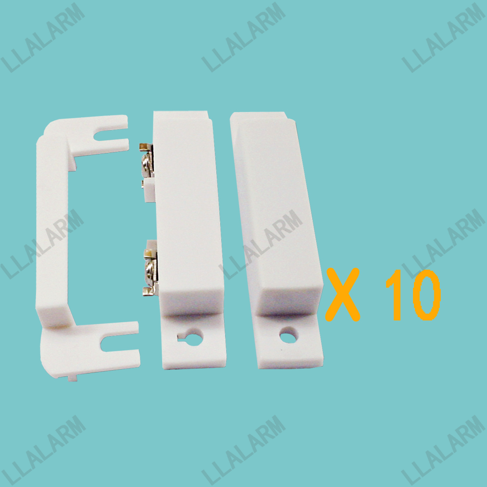 Window Alarm Contact Wiring Series Library Contacts In 10 Pair Lots Wired Door Sensor Magnetic Switch Home System Detector Open