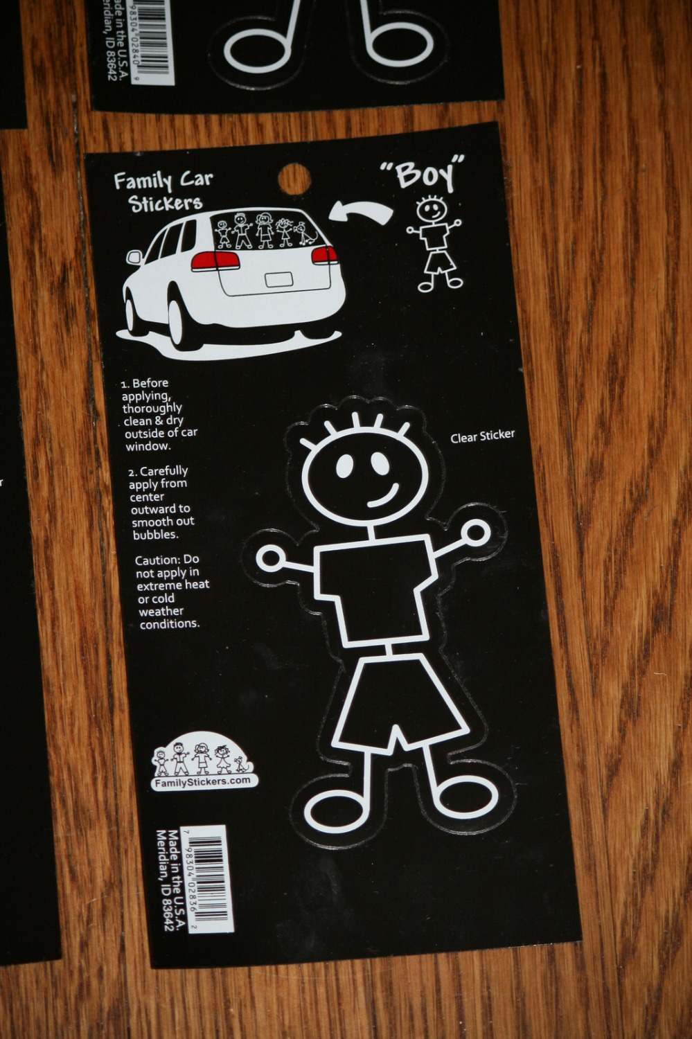 (10 Design)Screen Printing Family Stickers for Rear Car Window custom car  decals family car sticker vinyl decal DH12723-in Wall Stickers from Home &  Garden ...