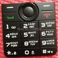 Original PHIXFTOP Russian Keypads For Philips E168 Cellphone Ker Button For Xenium CTE168 Mobile Phone Russian