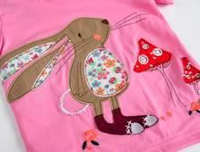 girl blouse cotton kids summer clothes
