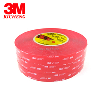 3M 4905 VHB Tape Double Sided Adhesive Waterproof Acrylic Foam Tape 25MM*33M/5Rolls