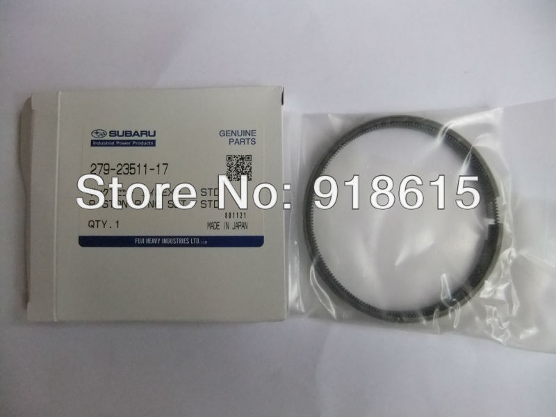 ROBIN EH25 gasoline engine parts, Piston Ring Set, geniune parts,accessories. цена и фото