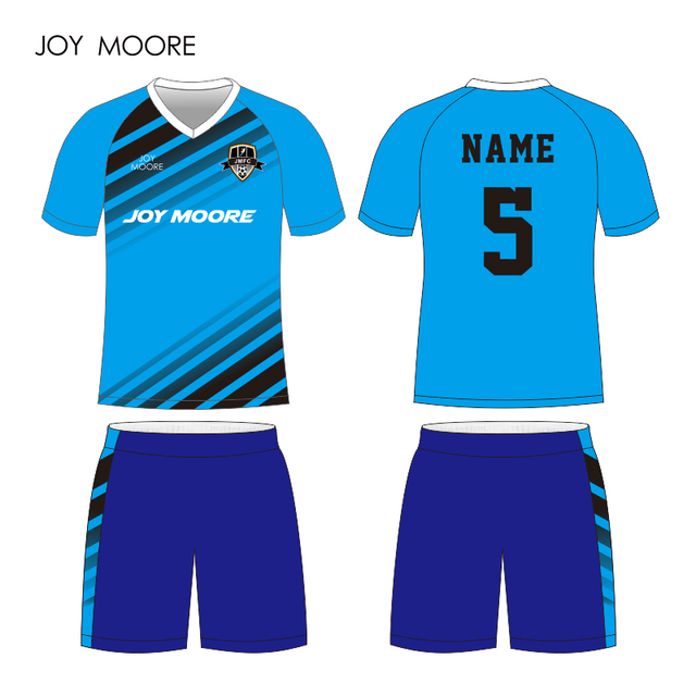 ecb72bb61 High Quality Cheap Soccer Uniform Sublimation Printing New Model football  jersey