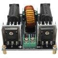ЗВС высокого напряжения генератора driven совета tesla coil модуль питания