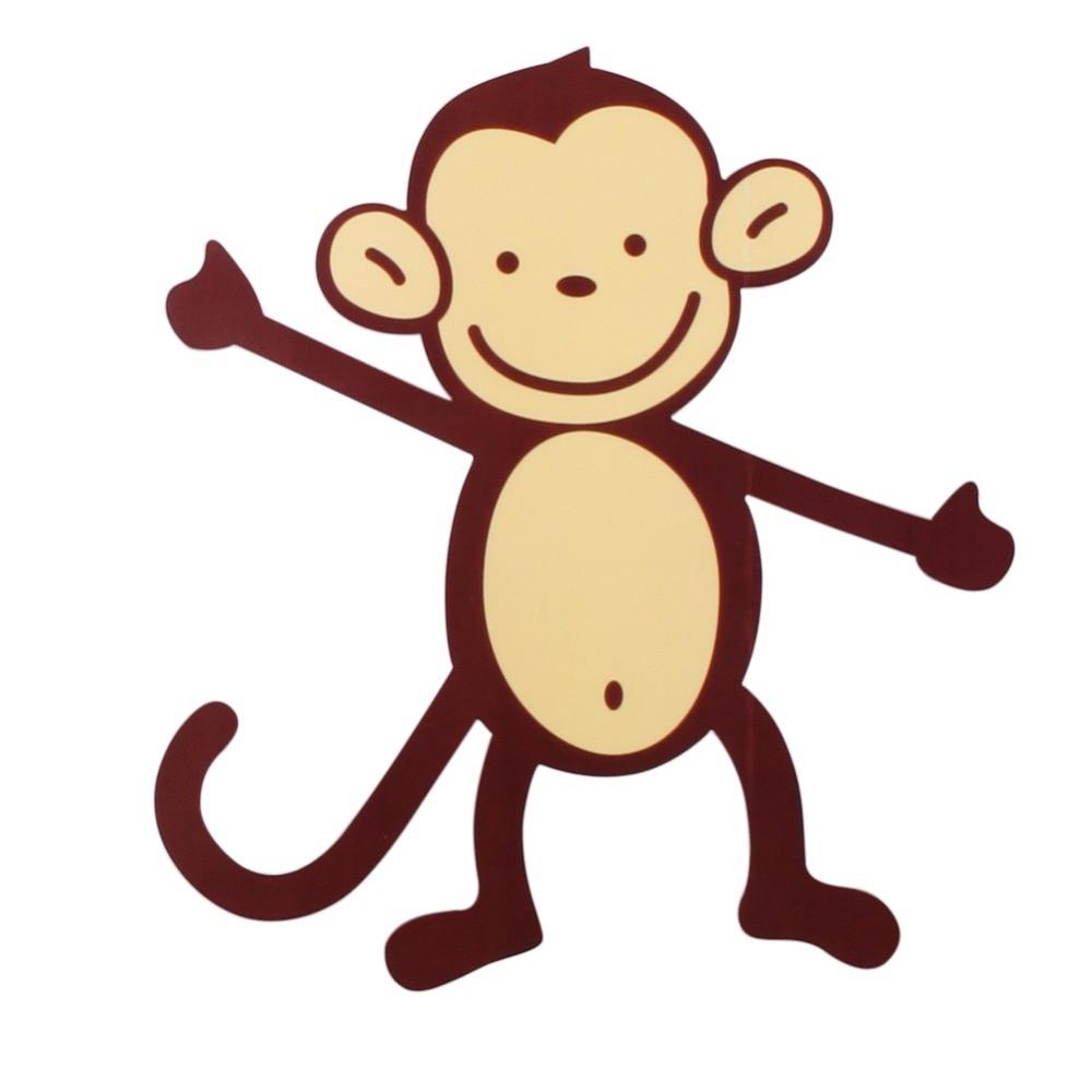 Gambar Monyet Dan Anaknya Animasi Kumpulan Gambar Kartun Anak Monyet Terbaru Kolek Gambar