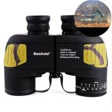 HD Military Binoculars 10x50 Waterproof Rangefinder Telescope Lll Night Vision High Power XP8 Floating For Hunting Camping william r spaid bills paid