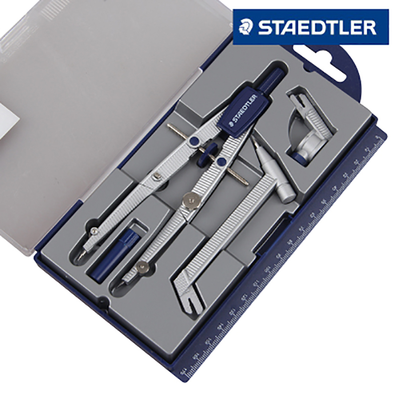 Staedtler 550 02 Adjustable Compasses Drawing Tools Drafting Supplies School & Office Stationery