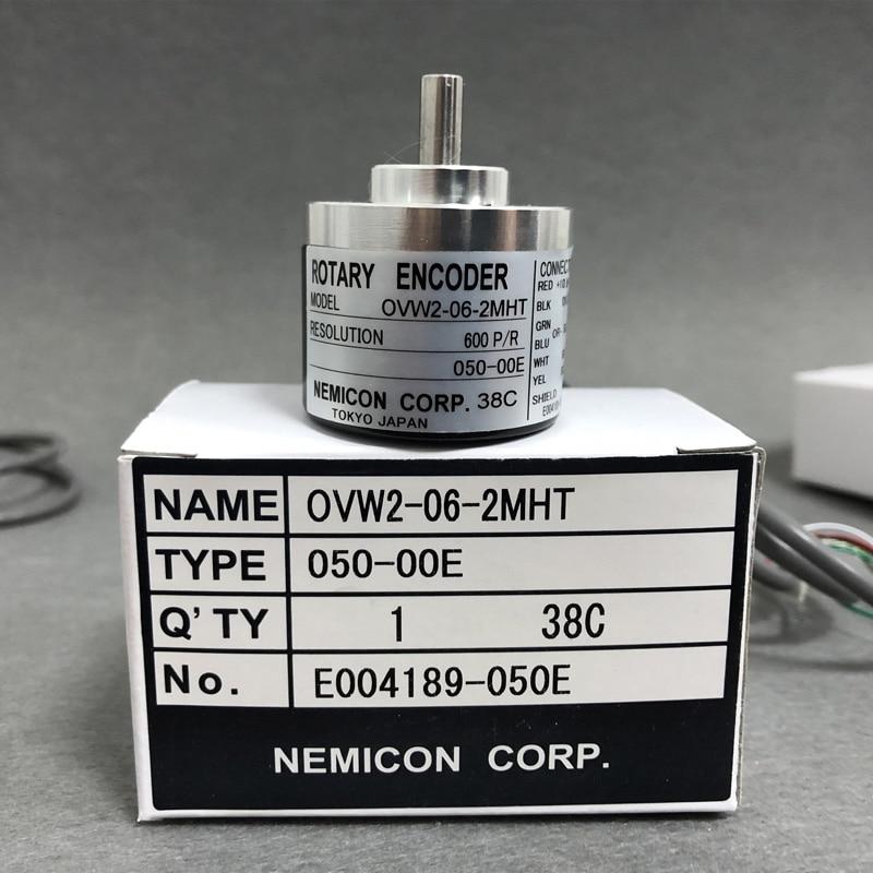 1pc New Ovw2 01 2mhc Original Spring Rope Encoder Draw Wire Sensor