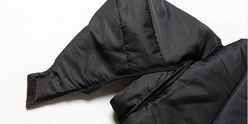 DIMUSI Men 39 s Winter Men Jackets New Arrival Male Cotton Thick Warm Parkas Casual Outwear Windbreaker Mens Hoodies 4XL YA294 in Parkas from Men 39 s Clothing