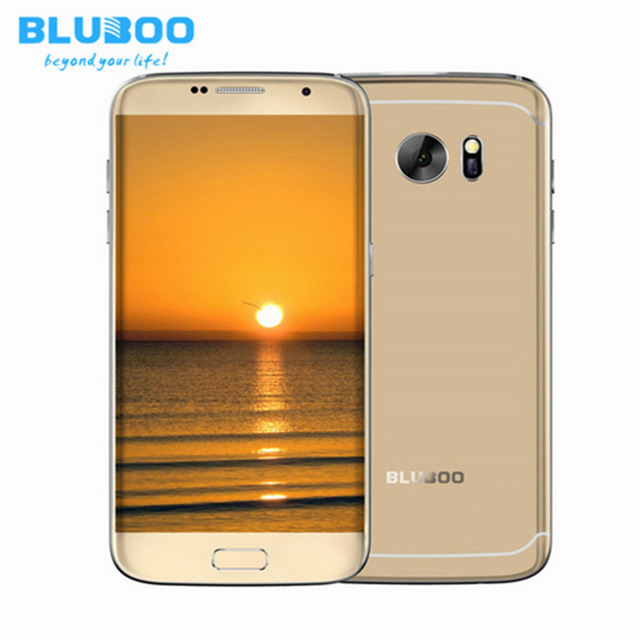 Bluboo Edge 5.5 inch 1280*720 4G FDD Mobilephone Android 6.0 MT6737 Quad Core 2G+16G 8.0MP Dual SIM Card Fingerprint Smartphone