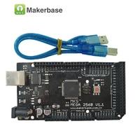 Optimized Reprap MKS Mega 2560 R3 Due Compatible Ramps1 4 DIY Kit Superior Stability Performance ATmega2560