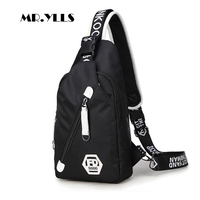 MR YLLS Brand Design Men Shoulder Bag Oxford Cloth Bag Crossbody Bags Fashion Business Men School